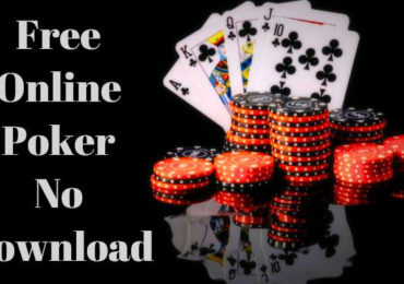 The benefits of playing free online poker no download games